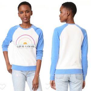 Spiritual Gangster 1976 Rainbow Sweatshirt Retro
